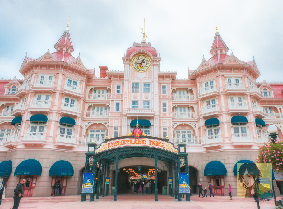 Disneyland PARIS [memories scenery]