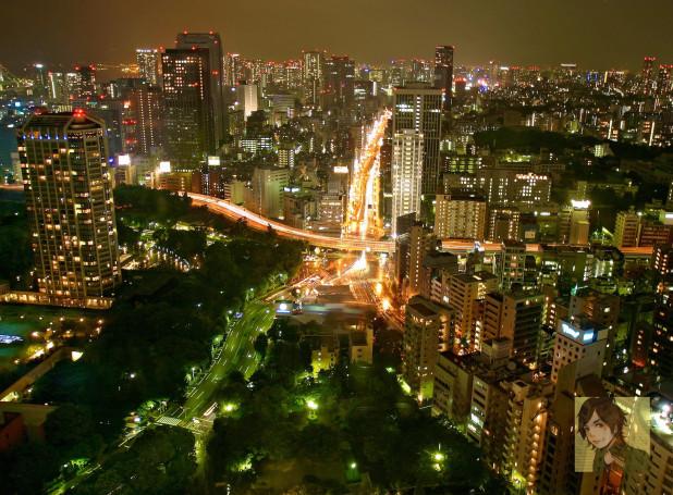 東京タワー夜景 のコピー-2
